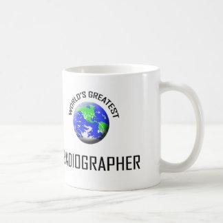 World's Greatest Radiographer Mug
