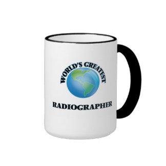 World's Greatest Radiographer Coffee Mug