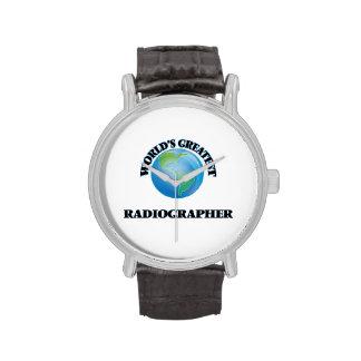 World's Greatest Radiographer Wrist Watches