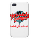 World's Greatest Radiologist Assistant iPhone 4/4S Cover