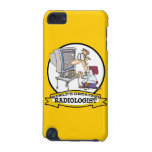 WORLDS GREATEST RADIOLOGIST MEN CARTOON iPod TOUCH 5G COVER