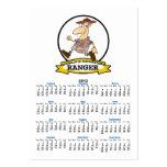 WORLDS GREATEST RANGER II MEN CARTOON BUSINESS CARD TEMPLATES