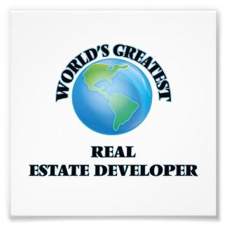 World's Greatest Real Estate Developer Photo