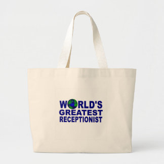 World's Greatest Receptionist Bags