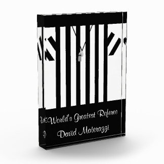 World's Greatest Referee Award