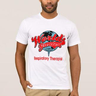 World's Greatest Respiratory Therapist T-Shirt