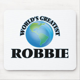 World's Greatest Robbie Mouse Pad