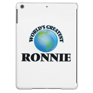 World's Greatest Ronnie Cover For iPad Air