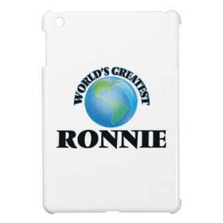 World's Greatest Ronnie Cover For The iPad Mini
