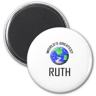 World's Greatest Ruth Fridge Magnet