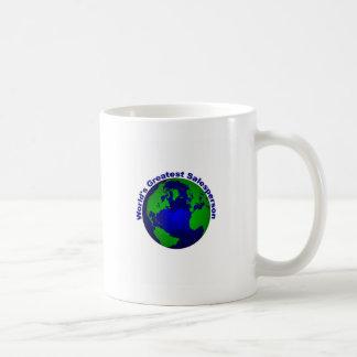 World's Greatest Salesperson Mugs
