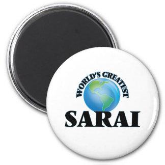 World's Greatest Sarai Refrigerator Magnets
