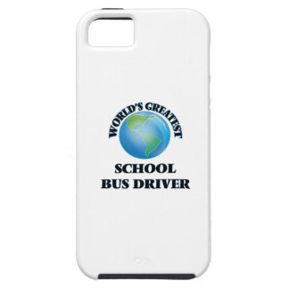 World's Greatest School Bus Driver iPhone 5 Case