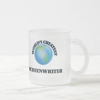 World's Greatest Screenwriter Mug