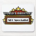 World's Greatest SEO Specialist Mousepad