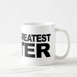 World's Greatest Sister Coffee Mug