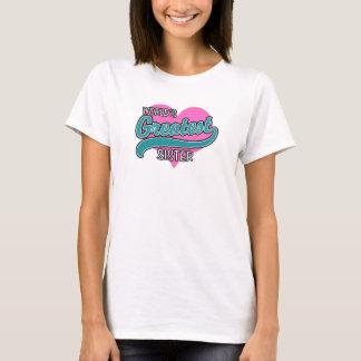 World's Greatest Sister T-Shirt