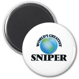 World's Greatest Sniper Refrigerator Magnets