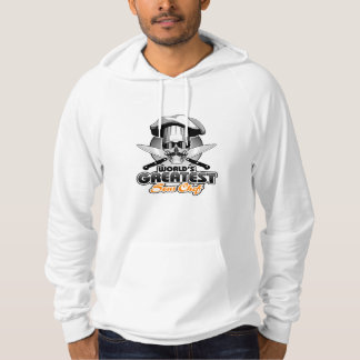 World's Greatest Sous Chef v4 Hooded Pullover
