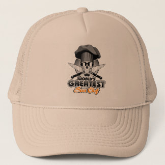 World's Greatest Sous Chef v7 Trucker Hat