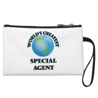 World's Greatest Special Agent Wristlets