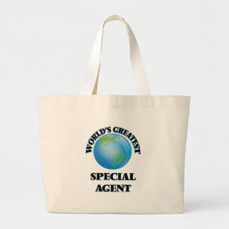 World's Greatest Special Agent Bags