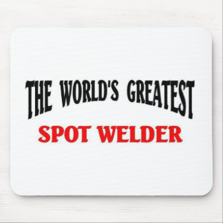 World's Greatest Spot Welder Mouse Pad