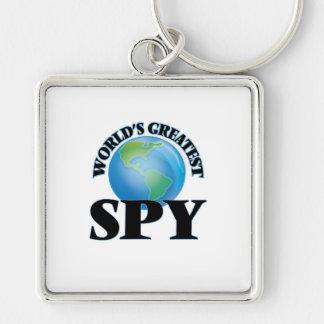 World's Greatest Spy Key Chains
