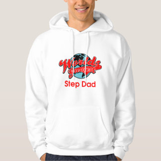 World's Greatest Step Dad Hoodie