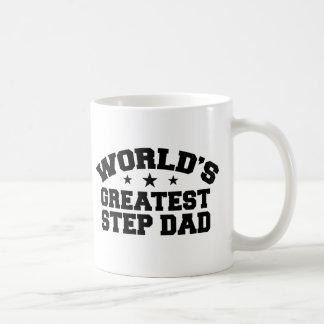 World's Greatest Step Dad Mug