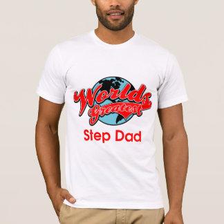 World's Greatest Step Dad T-Shirt