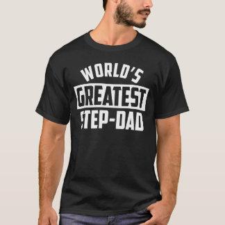 World's Greatest Step-Dad T-Shirt