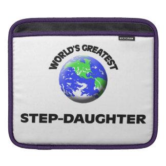 World's Greatest Step-Daughter iPad Sleeve