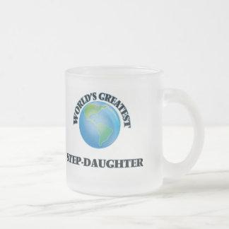 World's Greatest Step-Daughter Mugs