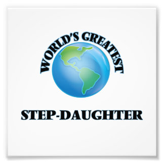 World's Greatest Step-Daughter Photo