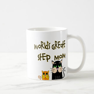 World's Greatest Step Mom Coffee Mug