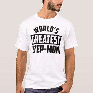 World's Greatest Step-Mom T-Shirt