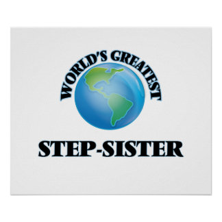 World's Greatest Step-Sister Poster