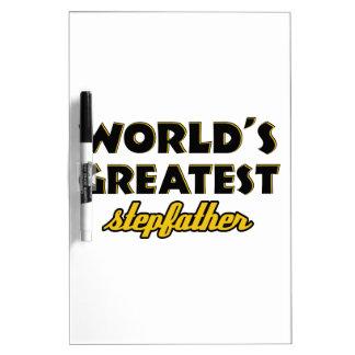 World's greatest stepfather dry erase whiteboards