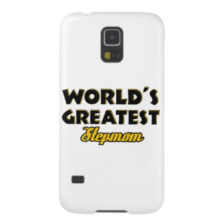 World's greatest Stepmom Case For Galaxy S5