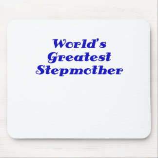 Worlds Greatest Stepmother Mouse Pad