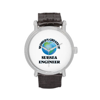 World's Greatest Subsea Engineer Watch