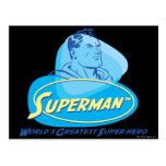 World's Greatest Super Hero Postcard