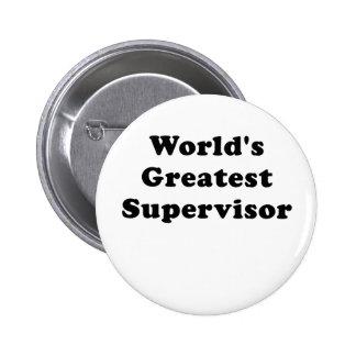 Worlds Greatest Supervisor Button