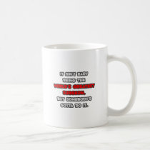 World's Greatest Surgeon Joke Classic White Coffee Mug