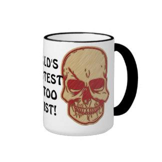 World's greatest tattoo artist coffee mug