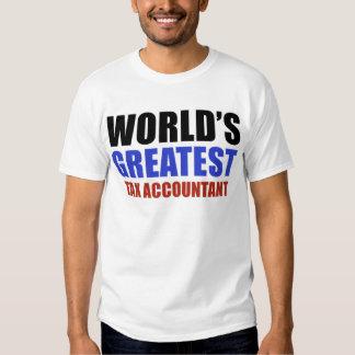 World's greatest Tax Accountant T-Shirt