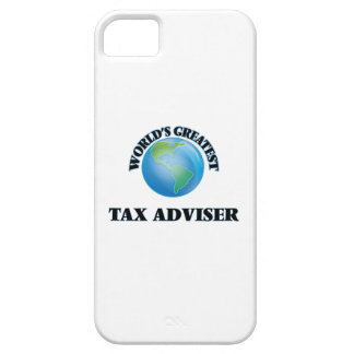 World's Greatest Tax Adviser iPhone 5 Covers