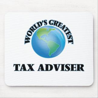 World's Greatest Tax Adviser Mousepads