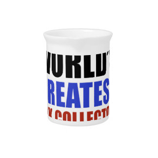World's greatest Tax collector Beverage Pitcher